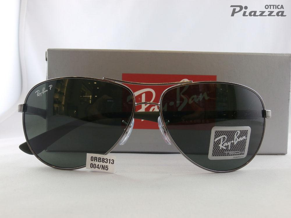 ray ban 8313 sole