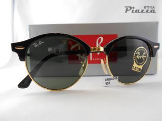 Occhiale Ray Ban 4246 901 Clubround