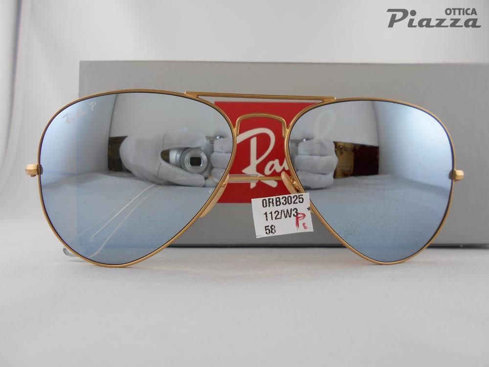 9306acd9d5 Occhiali da sole Ray Ban 3025 112 W3 polarizzato - 148,00 € : Piazza ...