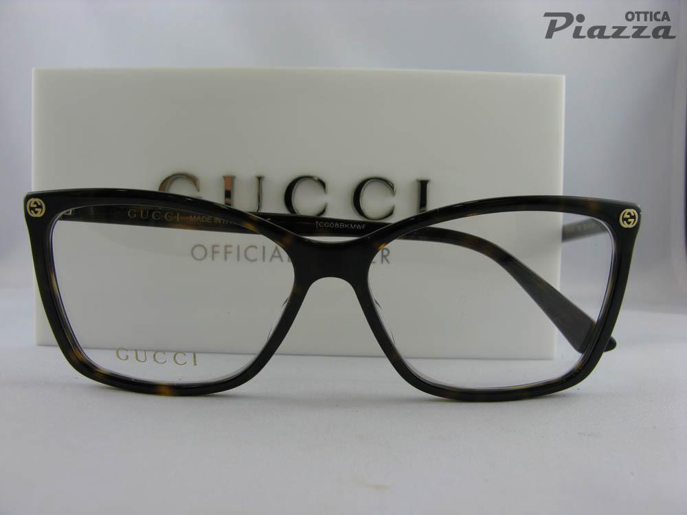 Occhiale da Vista GUCCI GG0025O (002) rJnovZtI