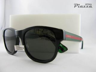 Occhiali da sole Gucci gg0003s 006 polarizzato