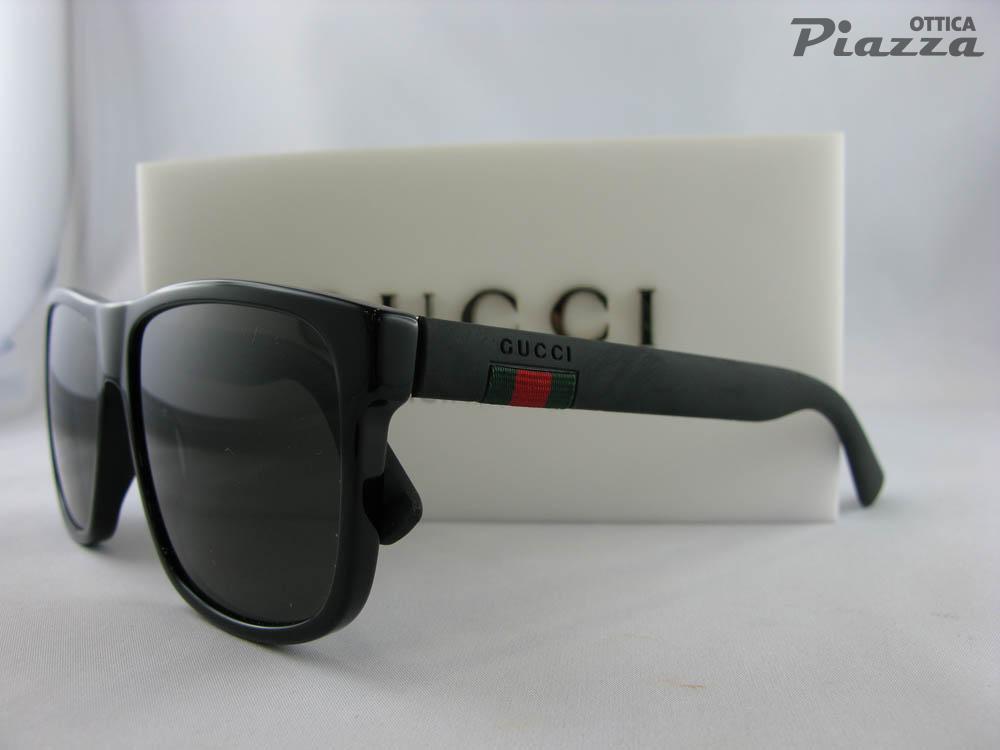 f378914ca53 Occhiali da sole Gucci gg0010s 001 - 185