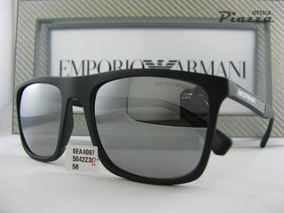 Occhiali da sole Emporio Armani EA4097 5042Z3 Polarizzato
