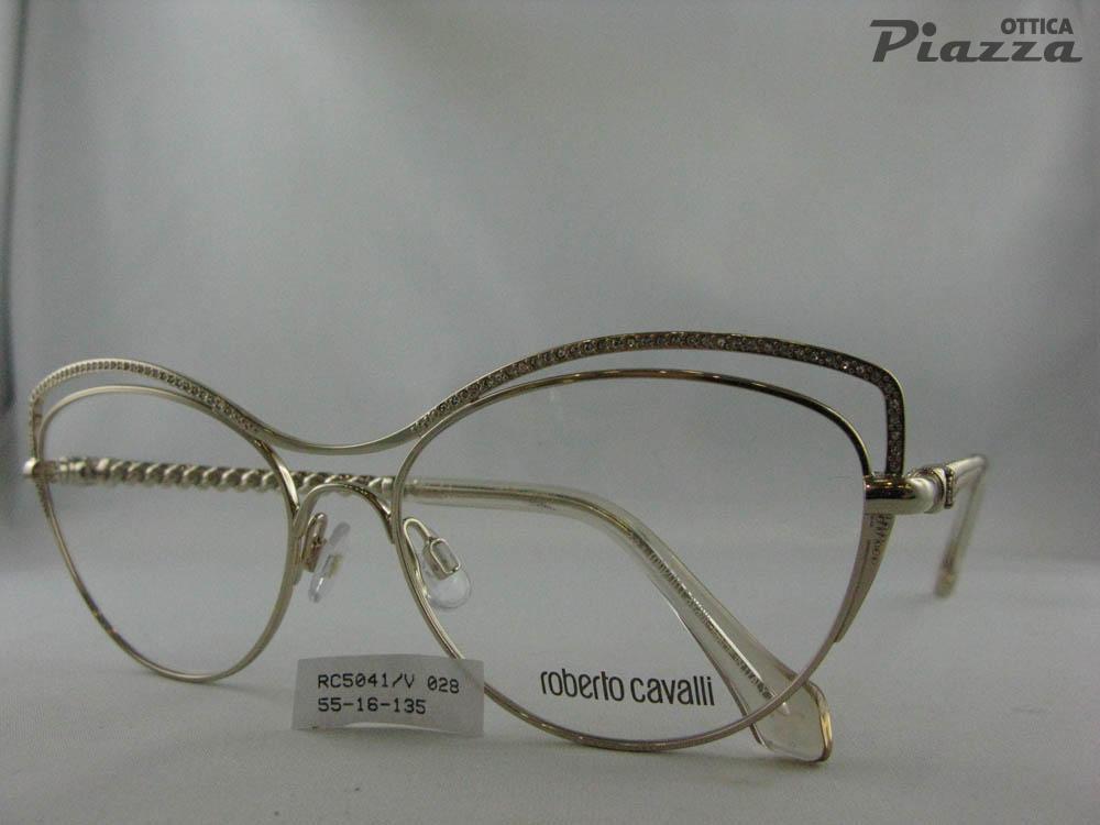 Occhiali da Vista Roberto Cavalli RC 5041 CRESPINA 028 xMwI4