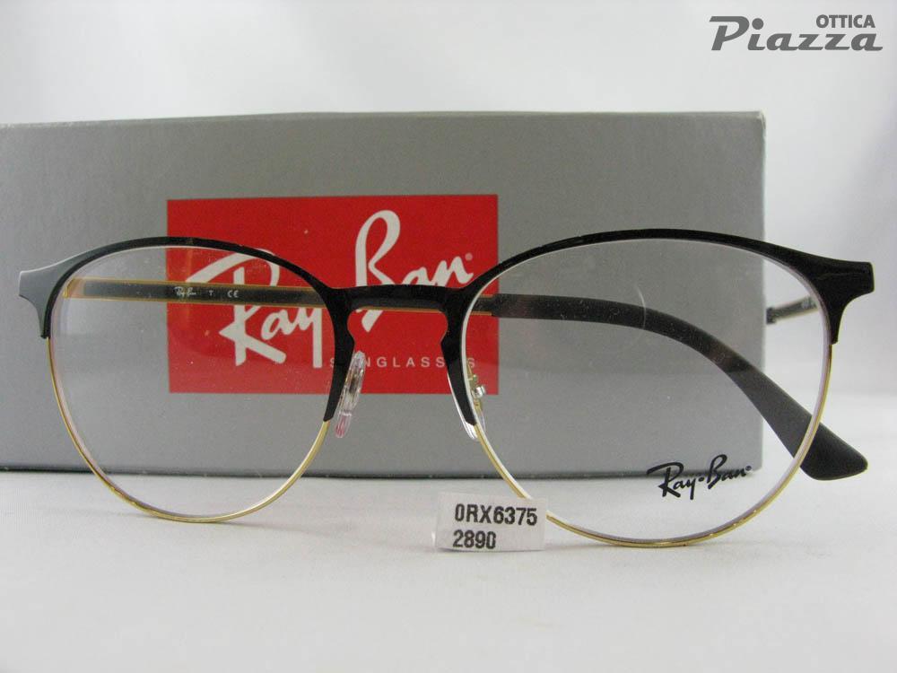 Occhiali da vista Ray Ban RX6375 2890 - 79,00 €   Piazza San Marino ... 69caf72e83