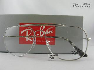 Occhiali da vista Ray Ban RX6389 2501 THE GENERAL