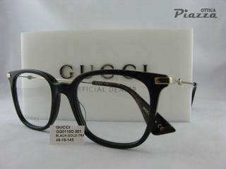 Occhiali da vista Gucci GG0110o 001