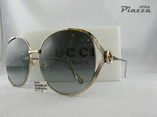 Occhiali da sole Gucci GG0225S 001 ?491398 I3330 1801